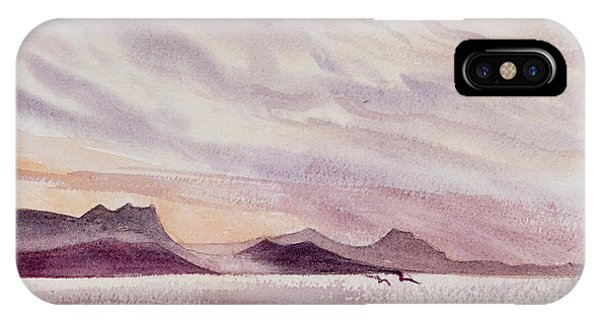 Whangarei Heads At Sunrise, New Zealand IPhone Case