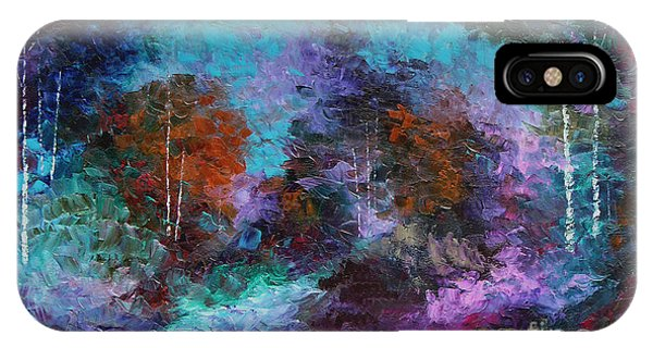 What A Colorful World IPhone Case
