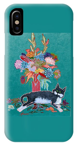 What Flowers IPhone Case