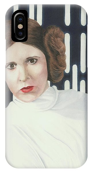 What If Leia...? IPhone Case