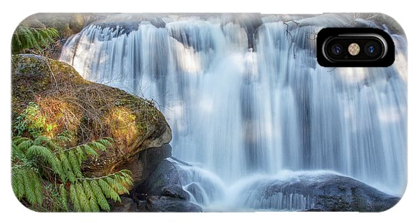 Whatcome Falls IPhone Case