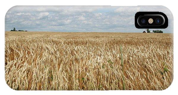 Wheat Farms IPhone Case