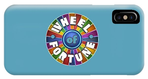 Wheel Of Fortune T-shirt IPhone Case