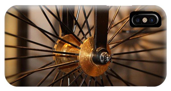 Wheel Spokes  IPhone Case