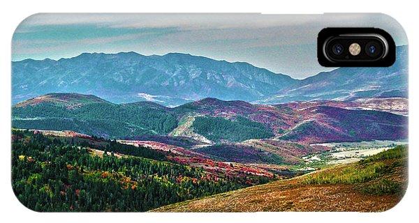 Wheeler Peak IPhone Case