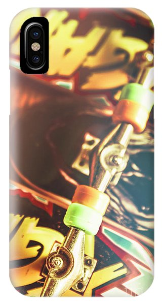 Truck iPhone Case - Wheels Trucks And Skate Decks by Jorgo Photography - Wall Art Gallery