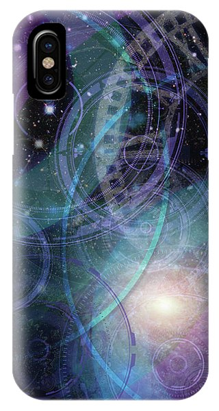 Wheels Within Wheels IPhone Case