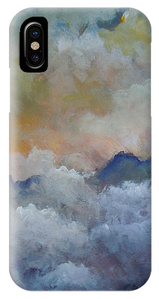 When I Consider Your Heavens Psalm 8 IPhone Case