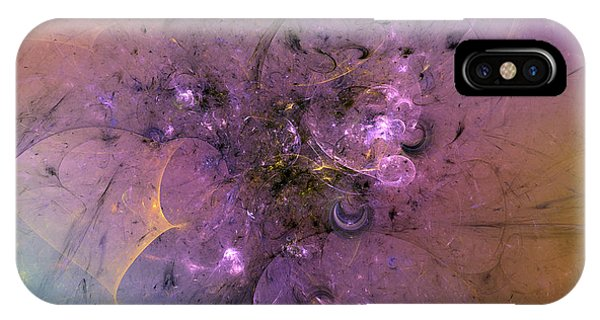 IPhone Case featuring the digital art When Love Finds You by Jeff Iverson