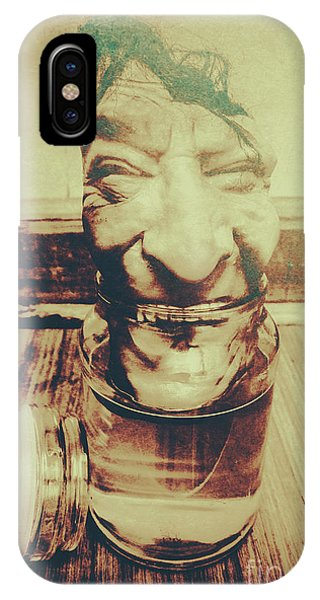 Container iPhone Case - When The Monsters Come Out To Play by Jorgo Photography - Wall Art Gallery
