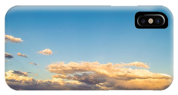 When The Sun Goes Down IPhone Case