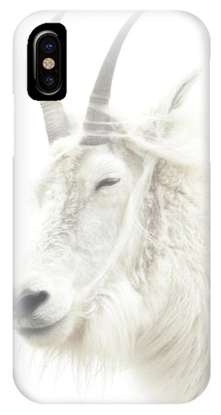 When The Wind Blows Cold IPhone Case