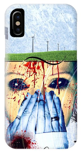 When They Take The Mind IPhone Case