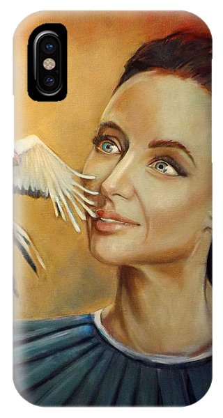 When You See A Bird IPhone Case