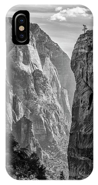 Where Angels Land IPhone Case