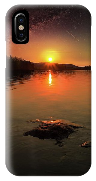 Where Heaven Touches The Earth IPhone Case