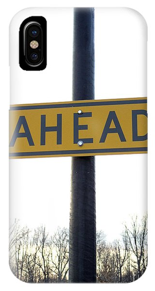Where The Great Unknown Lies IPhone Case