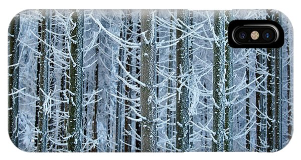 Winter iPhone Case - Whimsical Winters by Roeselien Raimond
