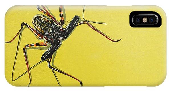 Whip Scorpion IPhone Case