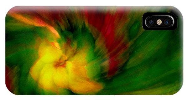 Whirlwind Passion IPhone Case
