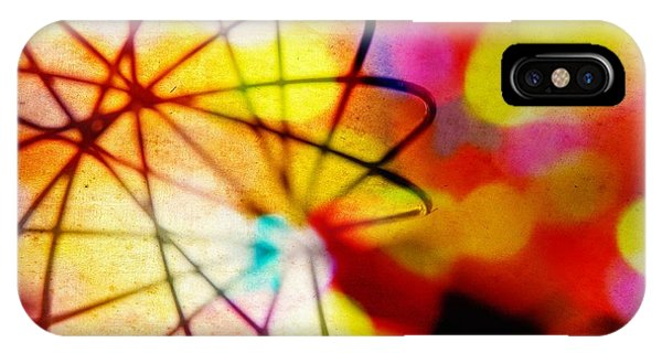 Whisk ...altered Images Series IPhone Case