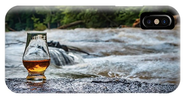 Whisky River IPhone Case
