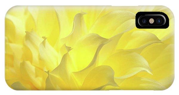 Whisper IPhone Case