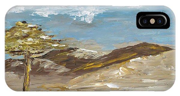 Whispering Dunes IPhone Case