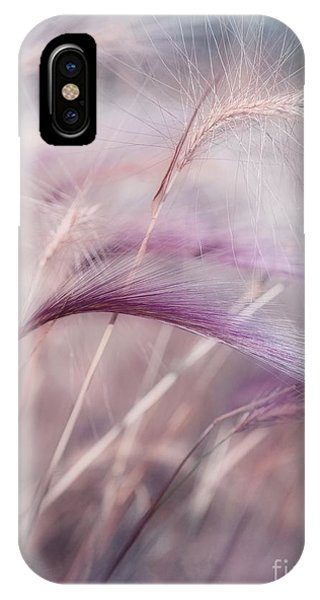 Plants iPhone Case - Whispers In The Wind by Priska Wettstein