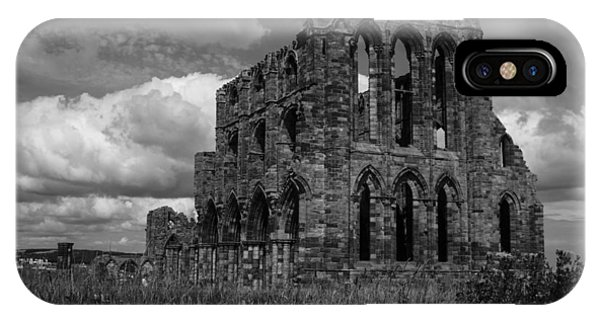 Whitby Abbey, North York Moors IPhone Case