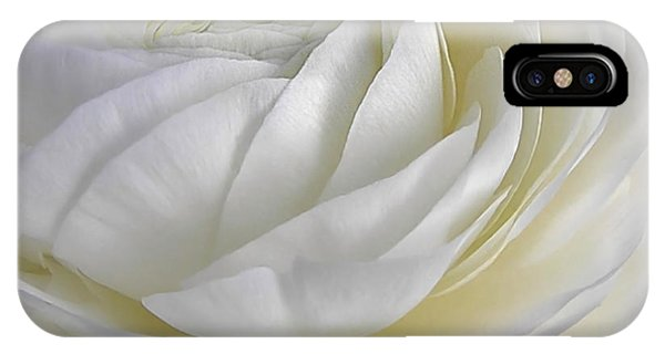 Susann Serfezi iPhone Case - White As Snow by AugenWerk Susann Serfezi