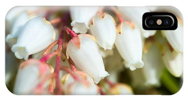 White Bells IPhone Case