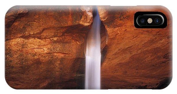 White Canyons IPhone Case