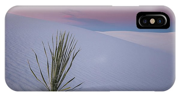 IPhone Case featuring the photograph White Dunes by Edgars Erglis