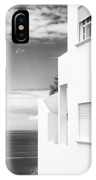 White House Ocean View IPhone Case