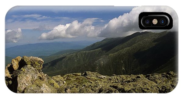 White Mountain National Forest - New Hampshire Usa IPhone Case