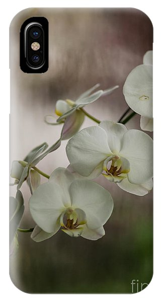 White Of The Evening IPhone Case