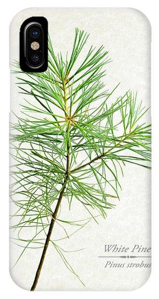 White Pine IPhone Case