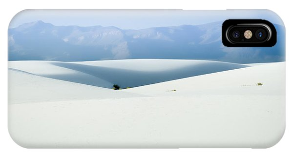 White Sands, New Mexico IPhone Case