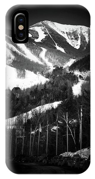 Whiteface Mountain IPhone Case
