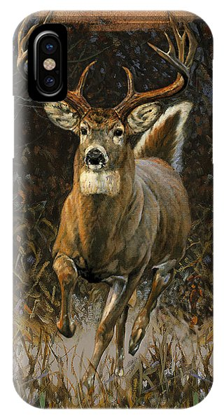 Whitetail Deer IPhone Case
