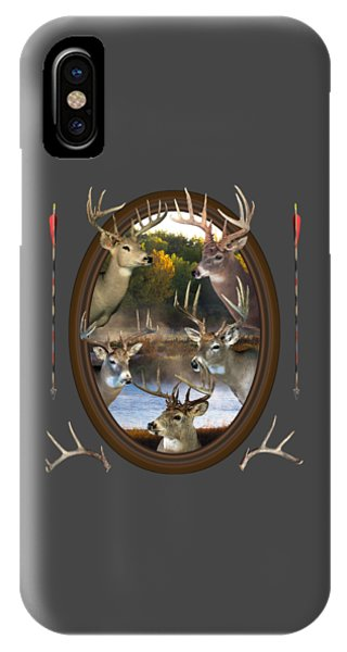 Whitetail Dreams IPhone Case