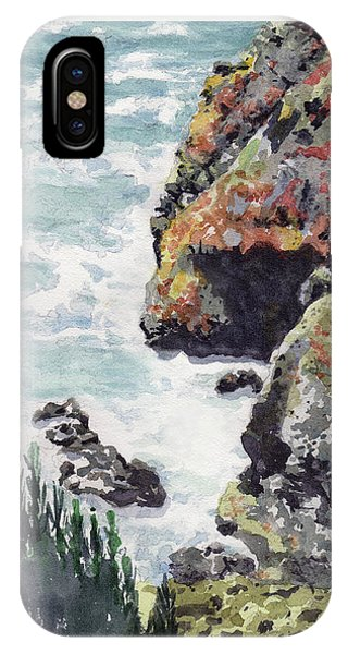 Whitewater Coast IPhone Case