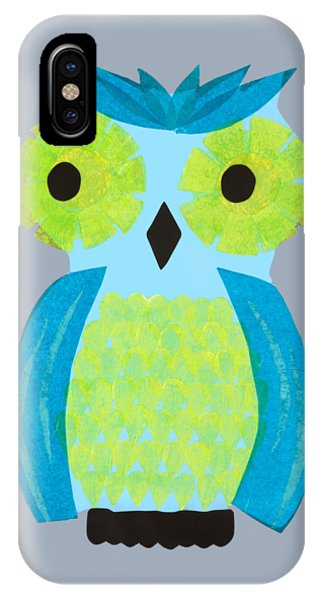 Who? Who? IPhone Case
