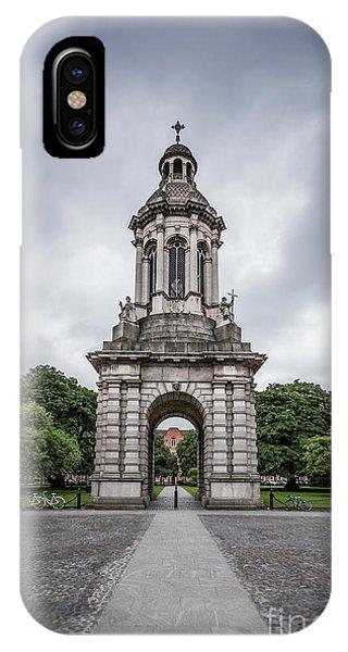 Irish iPhone Case - Wholeness Of The Essence by Evelina Kremsdorf