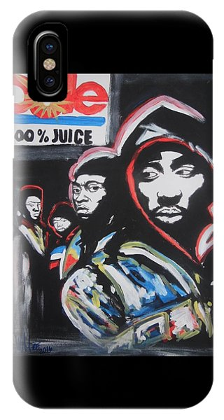 Whos Got Juice IPhone Case