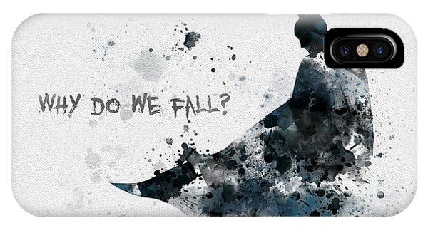 Film iPhone Case - Why Do We Fall? by My Inspiration