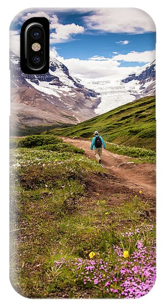 Wilcox Pass IPhone Case