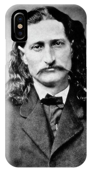 Wild Bill Hickok - American Gunfighter Legend IPhone Case