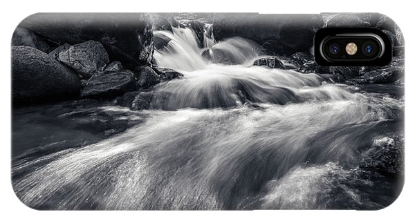 wild creek in Harz, Germany IPhone Case